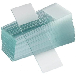 Предметные стекла (26х76х1,0 мм), со шлифованными краями №7101. Без НДС 20%