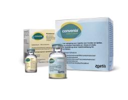Конвения инъекционная (цефвецин), 4 мл