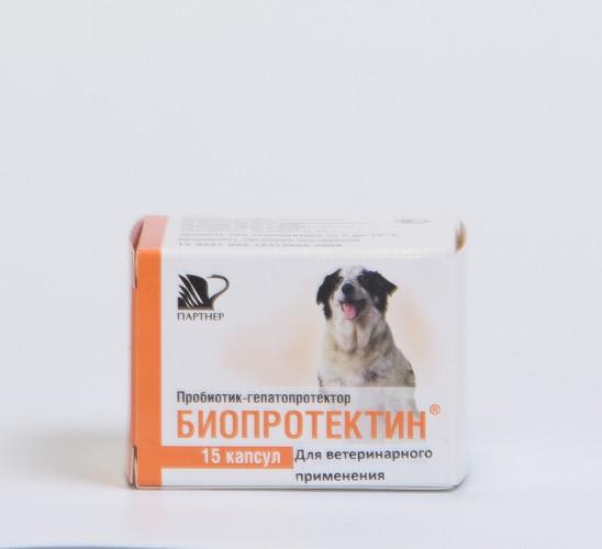 Биопротектин, 15 капсул