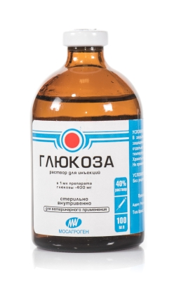 Глюкоза 40%, 100 мл