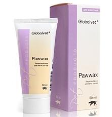 Глобал-Вет Воск защитный для лап Pawwax, 50 мл