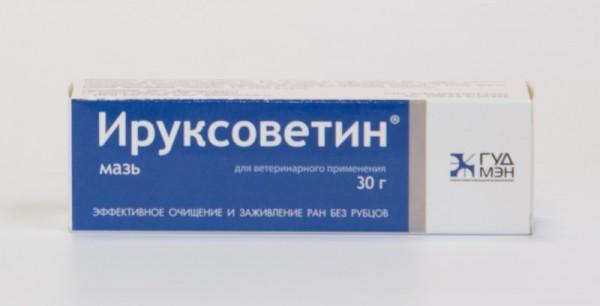 Ируксоветин мазь, 30 г