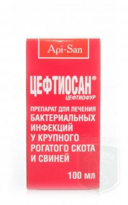 Цефтиосан 100мл