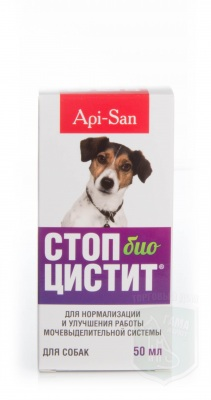 Стоп-цистит Био суспензия д/собак, 50 мл