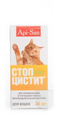 Стоп-цистит Био суспензия д/кошек, 30 мл