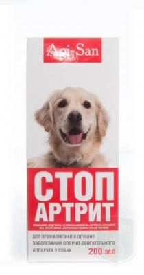 Стоп-Артрит для собак, 200 мл