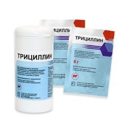 Трициллин порошок, 40 г