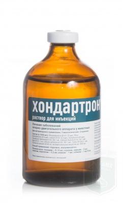 Хондартрон, 100 мл инъекц. р-р