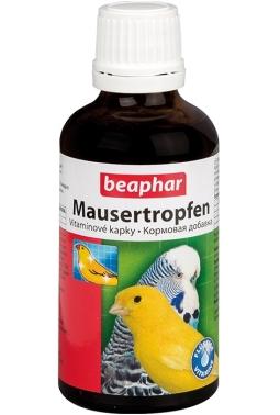 Беафар Витамины д/птиц (капли) Mauser-Tropfen, 50 мл 13225