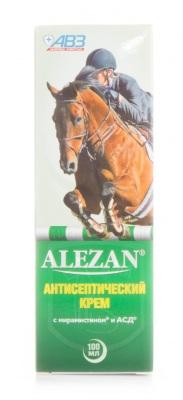 Алезан гель с мирамистином и АСД, 100 мл