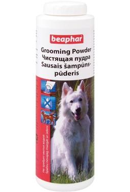Беафар Пудра для сухой чистки шерсти собак, 150 г 10475
