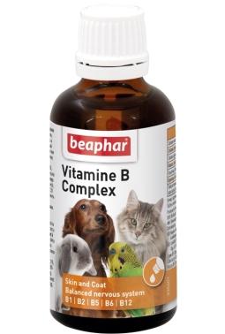 Беафар Витамины Комплекс В VITAMIN B COMPLEX 12523