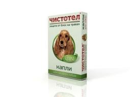 Чистотел Био капли от блох д/ средних собак 1 пипетка