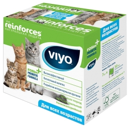 ВАЙО пребиотический напиток д/кошек всех возрастов, (7*30) VIYO
