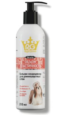 Бальзам-кондиционер Объем и эластичность (д/длинношерстных собак 200 мл)