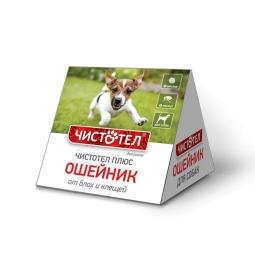 Чистотел Плюс Домик ошейник для собак