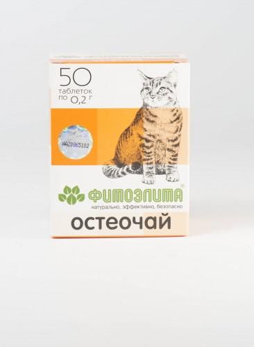 Фитоэлита - Остеочай для кошек