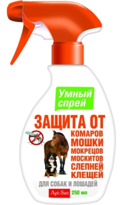 Умный спрей защита от насекомых, 500 мл