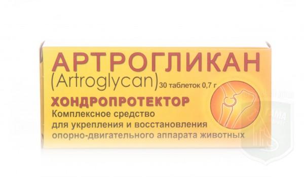 Артрогликан, 30 таблеток
