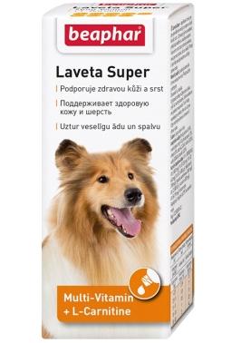 Беафар Витамины д/собак LAVETA SUPER, 50 мл (уп/6 шт) 12554