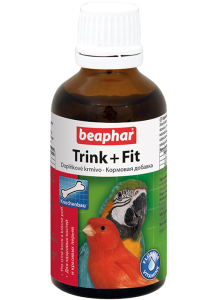 Беафар Витамины Trink-Fit Birds, д/птиц, 50 мл