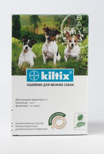 Килтикс ошейник для мелких собак, 35 см